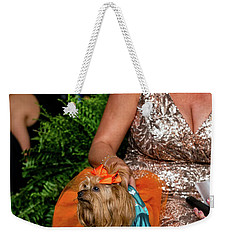 Weekender Tote Bag featuring the photograph 20160806-dsc04024 by Christopher Holmes
