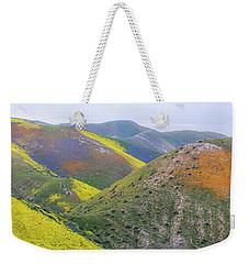 2017 California Super Bloom Weekender Tote Bag