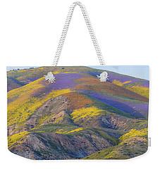 2017 Carrizo Plain Super Bloom Weekender Tote Bag