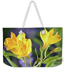 2017 Wild Lilies  Weekender Tote Bag
