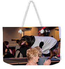 Weekender Tote Bag featuring the photograph 20170805_ceh1639 by Christopher Holmes