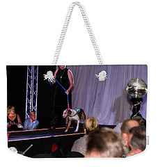 Weekender Tote Bag featuring the photograph 20170805_ceh1654 by Christopher Holmes