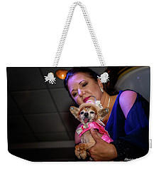 Weekender Tote Bag featuring the photograph 20170805_ceh1712 by Christopher Holmes