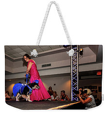 Weekender Tote Bag featuring the photograph 20170805_ceh1725 by Christopher Holmes