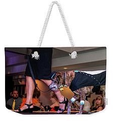 Weekender Tote Bag featuring the photograph 20170805_ceh1730 by Christopher Holmes