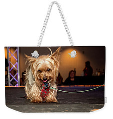 Weekender Tote Bag featuring the photograph 20170805_ceh1766 by Christopher Holmes