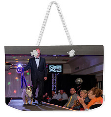 Weekender Tote Bag featuring the photograph 20170805_ceh1829 by Christopher Holmes