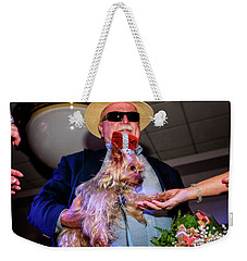 Weekender Tote Bag featuring the photograph 20170805_ceh1848 by Christopher Holmes