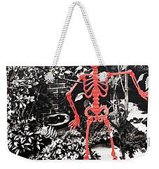206 Dancing Bones Weekender Tote Bag by JAMART Photography
