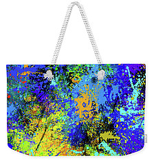 Abstract Composition Weekender Tote Bag