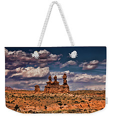 Goblin Valley Weekender Tote Bag