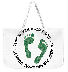210th Rescue Squdron Weekender Tote Bag