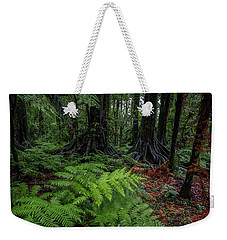 Weekender Tote Bag featuring the photograph Jungle by Les Cunliffe