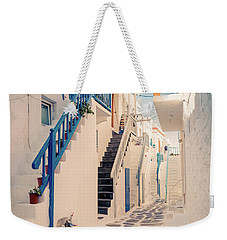 Mykonos / Greece Weekender Tote Bag