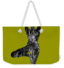 Yoga Collection Weekender Tote Bag by Marvin Blaine