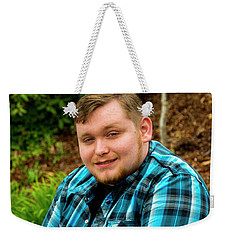 #2215 Weekender Tote Bag by Chuck Flewelling