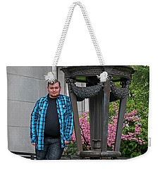 #2229 Weekender Tote Bag by Chuck Flewelling