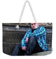 #2230 Weekender Tote Bag by Chuck Flewelling