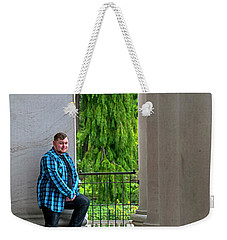 #2237 Weekender Tote Bag by Chuck Flewelling