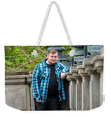#2246 Weekender Tote Bag by Chuck Flewelling