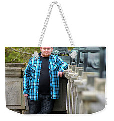 #2247 Weekender Tote Bag by Chuck Flewelling