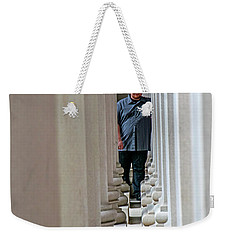 #2258 Weekender Tote Bag by Chuck Flewelling