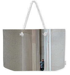 #2260 Weekender Tote Bag by Chuck Flewelling