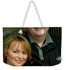 #2265 Weekender Tote Bag by Chuck Flewelling