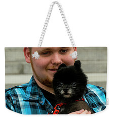 #2268 Weekender Tote Bag by Chuck Flewelling