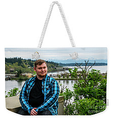 #2280 Weekender Tote Bag by Chuck Flewelling