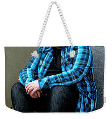 #2286 Weekender Tote Bag by Chuck Flewelling