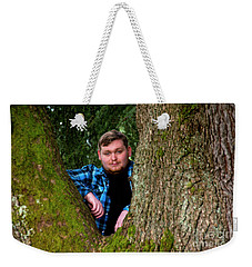 #2291 Weekender Tote Bag by Chuck Flewelling