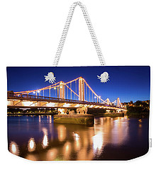 Weekender Tote Bag featuring the photograph London  by Mariusz Czajkowski
