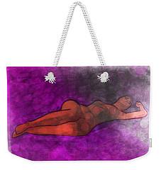 Nude Woman Weekender Tote Bag