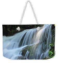 Waterfall Scenery Weekender Tote Bag