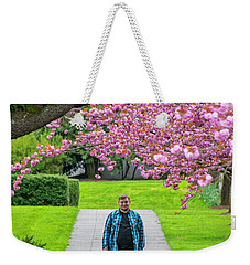 #2300 Weekender Tote Bag by Chuck Flewelling