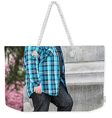 #2305 Weekender Tote Bag by Chuck Flewelling