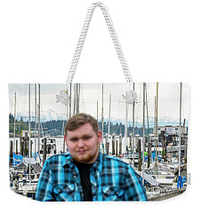 #2308 Weekender Tote Bag by Chuck Flewelling
