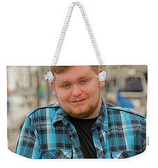 #2312 Weekender Tote Bag by Chuck Flewelling