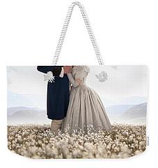 Victorian Couple Weekender Tote Bag by Lee Avison