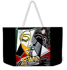 Picasso By Nora Fingers Weekender Tote Bag