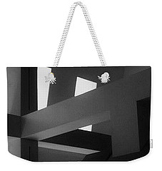 25 Shades Of Grey  Weekender Tote Bag by John Glass
