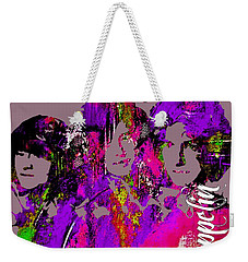 Led Zeppelin Collection Weekender Tote Bag