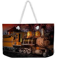 #268 Is Simmering Weekender Tote Bag by J Griff Griffin