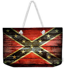Confederate Flag 2 Weekender Tote Bag