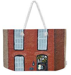 27 E Randall Weekender Tote Bag