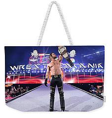 Wrestling Weekender Tote Bag