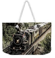 2816 Empress At Seebee Crossing Weekender Tote Bag