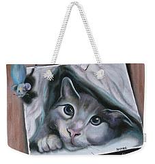 2cute Weekender Tote Bag