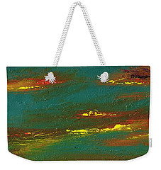 2nd In A Triptych Weekender Tote Bag
